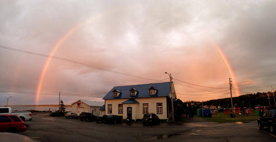 nipigon - arc-en-ciel